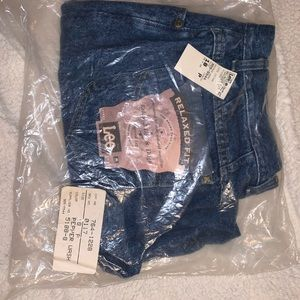 LEE Relaxed Fit size 18 Petite women's  jeans NWT